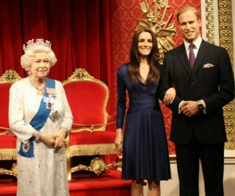 Things in london with kids - madame tussaud