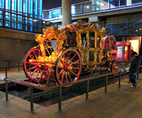 Things in london with kids - museum of london