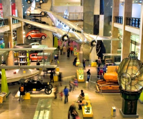 Things in london with kids - science museum