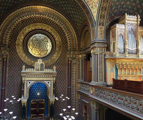new synagogue, Prague