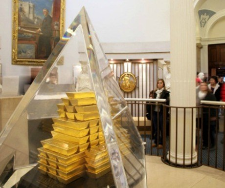 things in london with kids - bank of london museum