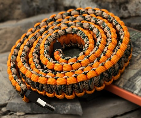 paracord-charging-cable