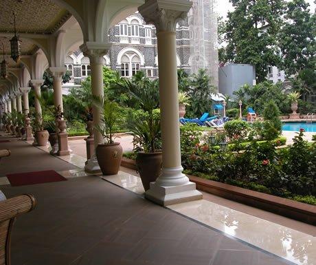 Taj Mahal in Mumbai