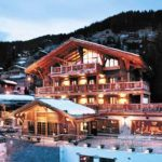 The most expensive chalet in the Alps