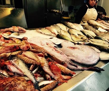 Seafood, Autumn in Mallorca