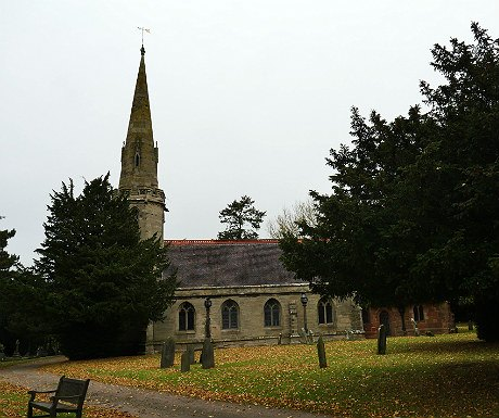 ansty-church