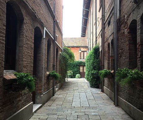 Fortuny factory
