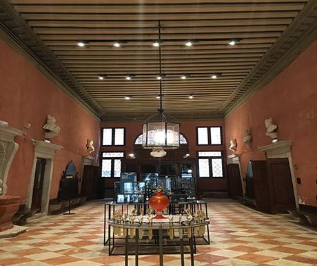 The Perfume museum
