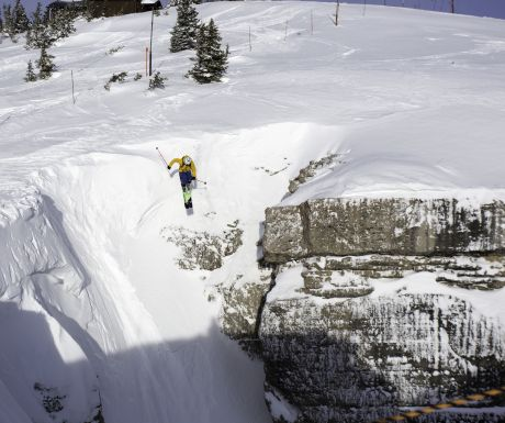 Jackson Hole Corbets