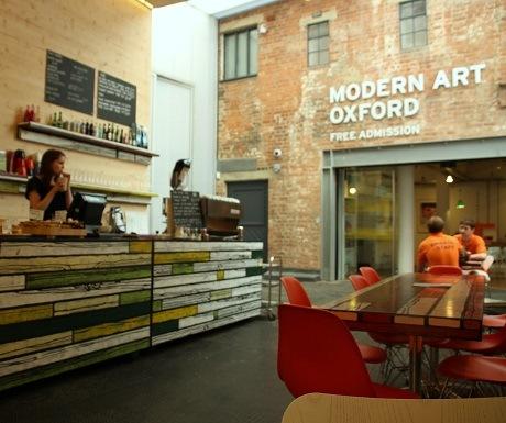 Modern Art, Oxford