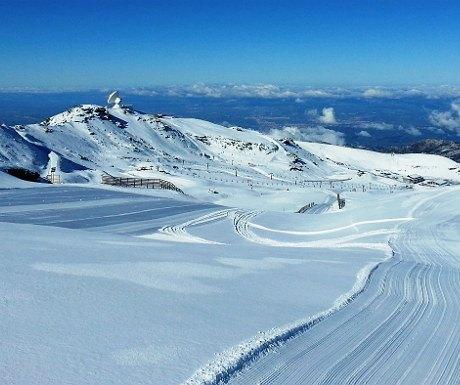 Ski Sierra Nevada