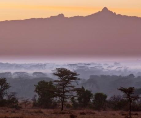 View-of-Mount-Kenya-from-Segera-Laikipia