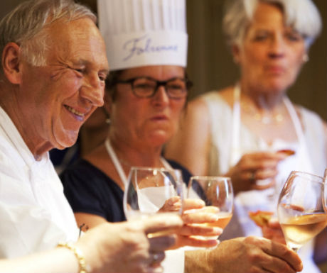 Cookery course- cheers!