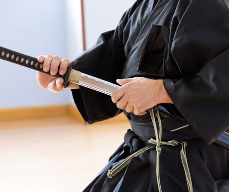 sword-fighting-japan