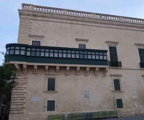 Valletta Grand Od Master Palace Malta