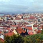 Portugal, Lisbon - city view
