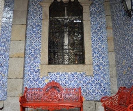 Portugal, Oporto,blue tiles1