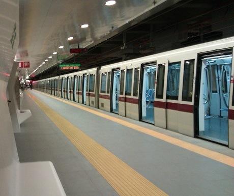 weekend-rome-metro
