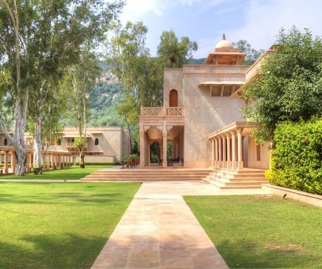 Amanbagh Grounds