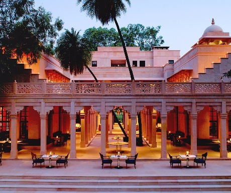 Amanbagh Main Structure