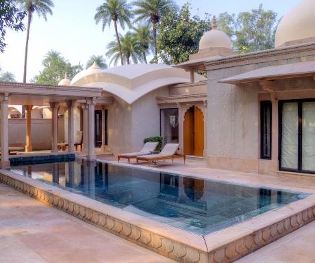 Amanbagh Pool Pavilion