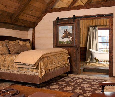 Bedroom at Ranch of Rock Creek