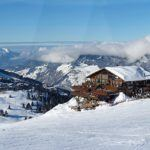 Top 5 mountain ski restaurants in the Alps