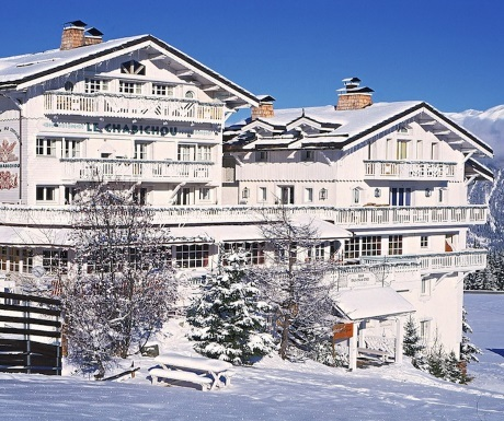 The Chabichou hotel, Courchevel