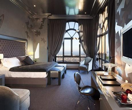 Gran Hotel La Florida, Barcelona-guest room