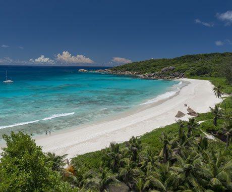 Grand Anse La Digue