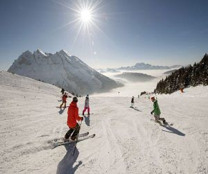 10 fabulous Alpine luxury ski resorts you can visit by train