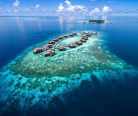 Maldives - Jumeirah Dhevanafushi