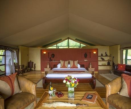 Mara Engai, Masai Mara Reserve