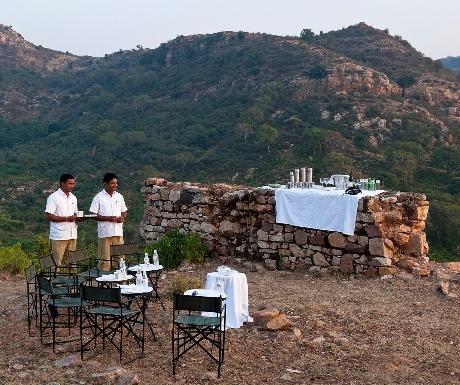 Ranthambore Fort Picnic