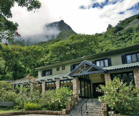 Sanctuary Lodge 1