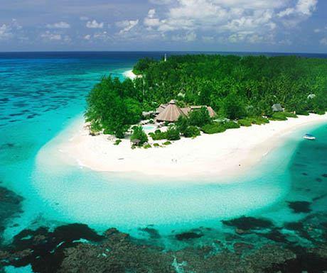 Seychelles - Denis Private Island