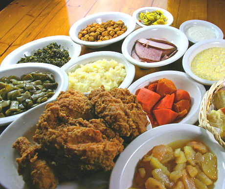 Smith House Chicken and Sides