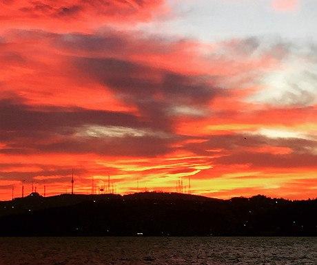 sunrise-in-istanbul