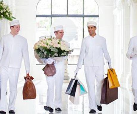 The Luxury Holiday Company Peninsula Paris