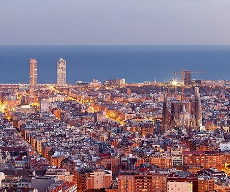 View Carmel Bunkers Barcelona