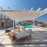 8 Greek villas with stunning sea views