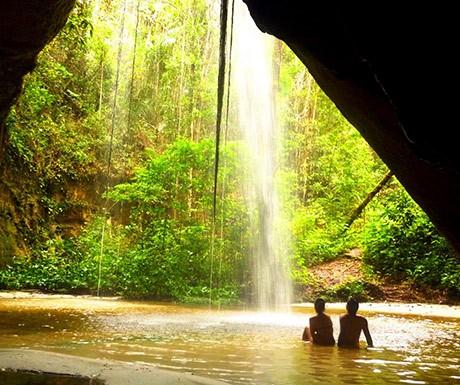 amazon cave