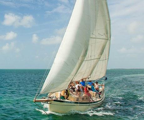 Danger Charters Sail Boat