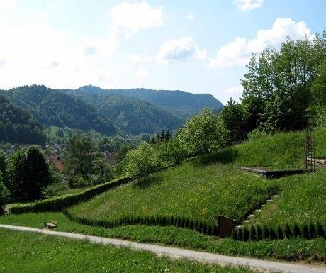 5 superb experiences in Skofja Loka, Slovenia, vineyard environment