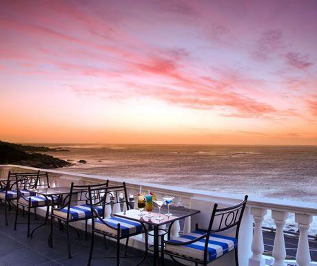 Azure Restaurant, The Twelve Apostles Hotel