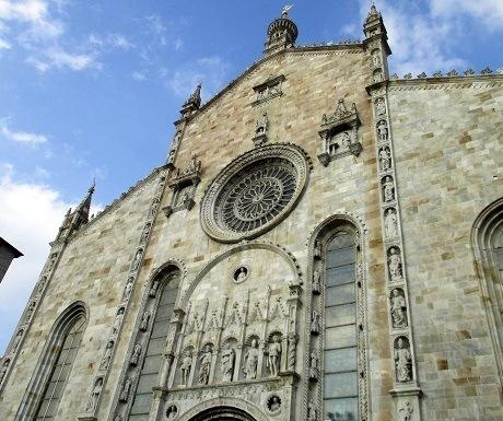 Get me to the church in time, Duomo Como, Italy