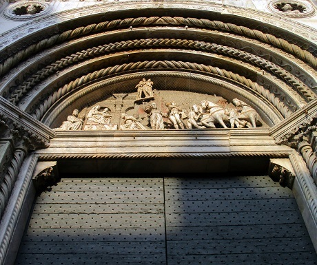 Get me to the church in time, Duomo Como2, Italy