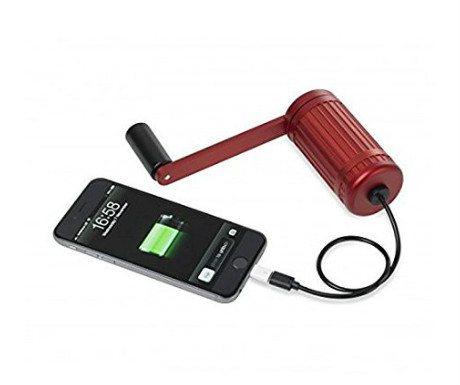 Crankmonkey charger
