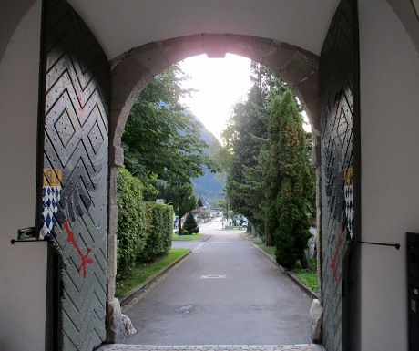 Get me to the church in time, Ettal Monastry, Germany