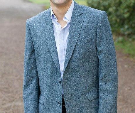 Magee of Ireland jacket